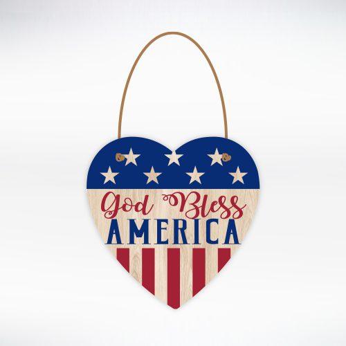 Americana_Plaque God Bless copy