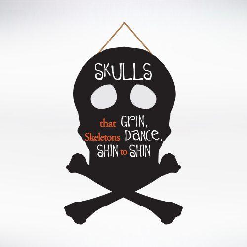 Halloween_Skul Plaque copy
